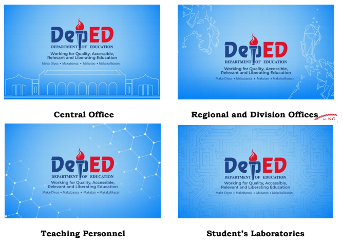 official deped wallpapers