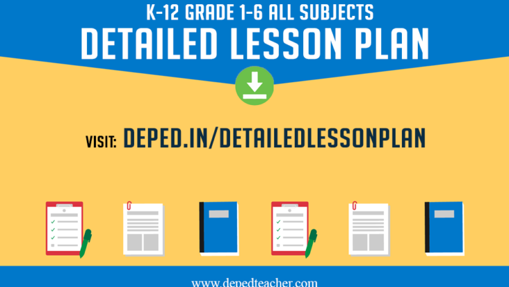 Deped-Detailed-Lesson-Plan-First-Quarter-Grade-1-6-All-Subjects-Teachers-Melc