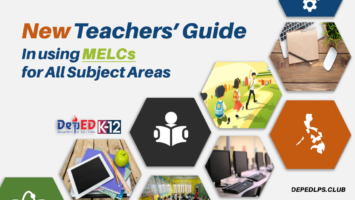Teachers Guide in using MELCs for All Subject Areas