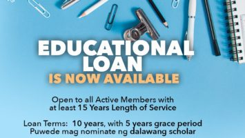 GSIS opens study-now, pay-later loan program up to 100k per academic school year